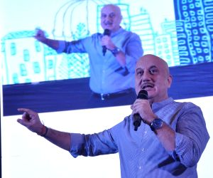 Anupam Kher. (Photo: IANS)