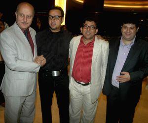 Anupam kherat launch of Kuch Log film based on 26/11, Novotel.