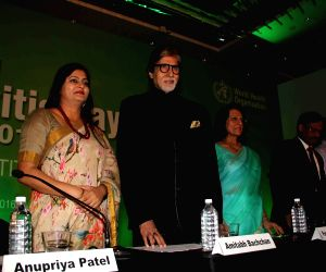 Amitabh spreads awareness about Hepatitis on World Hepatitis Day 2016