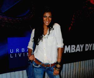 Anushka at Jack Daniel Rock Awards at Hard Rock Cafe.
