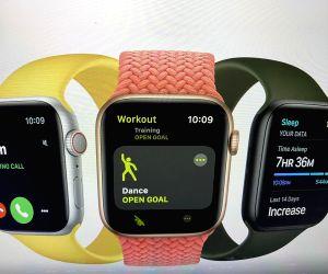 Apple unveils Watch Serie