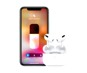 Free Photo: Apple on Wednesday brought its wireless AirPods Pro with active noise cancellation feature for Rs 24,900 to India.