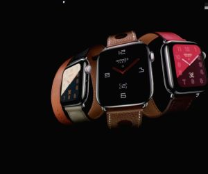 Apple unveiled its new Apple Watch Series 4 with improved health features at an event where the Cupertino-based company officially introduced its 2018 line-up of iPhonesthe premium iPhone XS, ...
