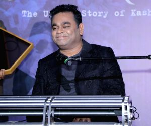 AR Rahman: I don't want to compete with younger artistes