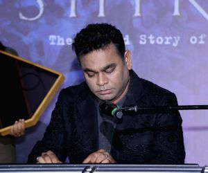AR Rahman: I am politically illiterate by choice
