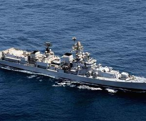 Indian naval ships to call at Myanmar port