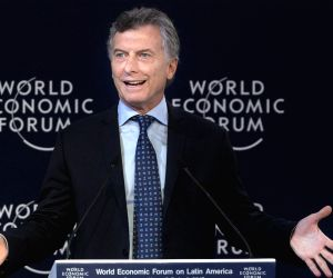 File Photo: Mauricio Macri