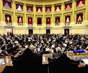 ARGENTINA BUENOS AIRES LEGISLATIVE ASSEMBLY MEETING