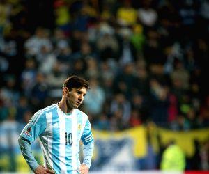 CHILE-VINA DEL MAR-COPA AMERICA-ARGENTINA VS COLOMBIA