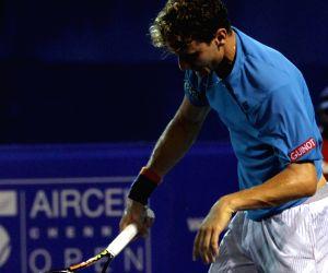 ATP Chennai Open 2017 - Mikhail Youzhny Vs Renzo Olivo