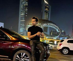 Hyderabad is always a unique, refreshing experience: Arhaan Khan