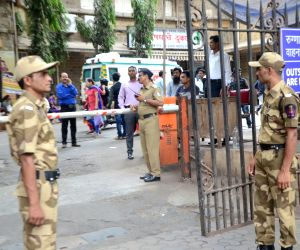 Armed guards deployed at KEM Hospital