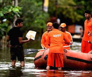 Relief by Army and NDRF