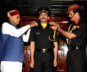 BJP MP Anurag Thakur gets Territorial Army commission