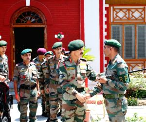 Army Chief General Dalbir Singh reviews security situation in Kashmir valley