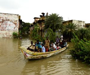 Chennai floods - Army rescue operations