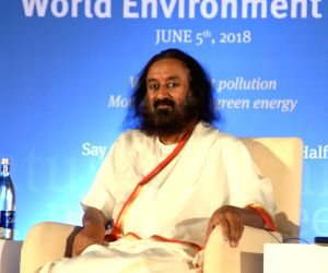 World Environment Day programme - Sri Sri Ravi Shankar