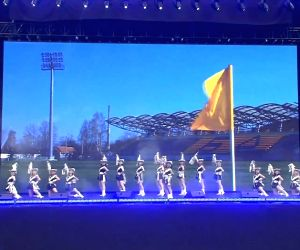 Houston (USA): 'Howdy Modi' - Artistes perform