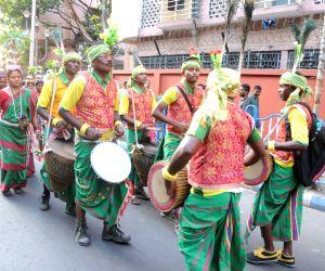 """Nababarsha Boi Utsab 2017"""" - procession"""