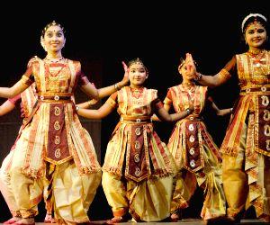 Cultural evening at Rabindra Bhawan