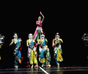 Mumbai: Artists perform at NCPA