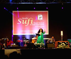 Sufi Food Fest - inauguration