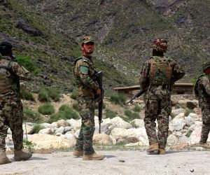 AFGHANISTAN-KUNAR-MILITARY OPERATION-IS COMMANDER-KILLED
