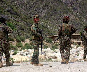 AFGHANISTAN-KUNAR-MILITARY OPERATION-IS COMMANDER-KILLED