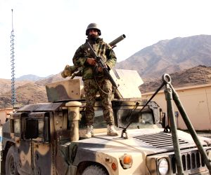 AFGHANISTAN-KUNAR-MILITARY OPERATION