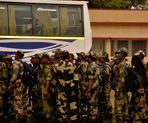 Central forces pro-active in Bengal, Trinamool peeved