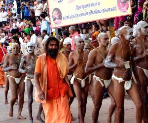 Simhastha Kumbh Mela - Ascetics