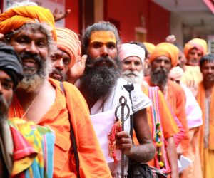 2,201 pilgrims leave for Amarnath Yatra