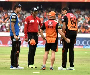 IPL 2017 - Sunrisers Hyderabad Vs Rising Pune Supergiant