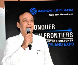 Ashok Leyland showcases Intelligent Exhaust Gas Recirculation Technology