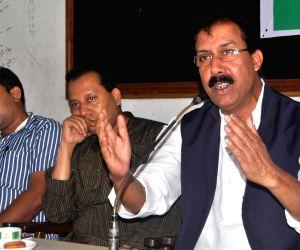 Asom Sankyalaghu Unnayan Parishad press conference