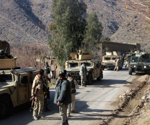 AFGHANISTAN-KUNAR-MILITARY OPERATION-IS