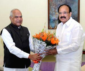 Assam Governor meets Vice President M. Venkaiah Naidu