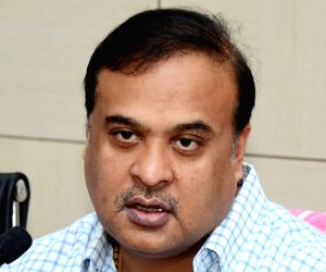 File Photo: Himanta Biswa Sarma