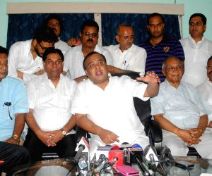 Himanta Biswa Sarma's press conference