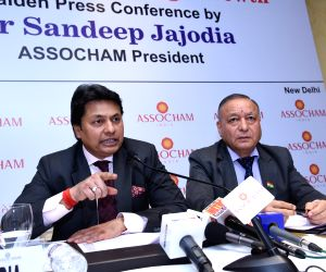 Assocham opens N.America office to boost trade ties with US