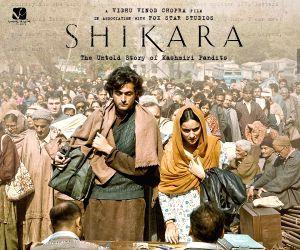 'Shukrana Gul Khile' song From Shikara Is Out