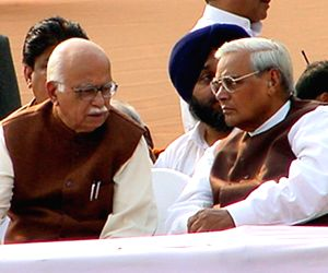 Vajpayee will be remembered for first stable non-Congress coalition government: Advani