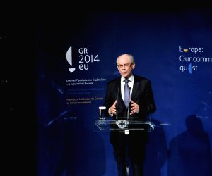 Greece prepared to officially launch its six-month presidency of the European Union