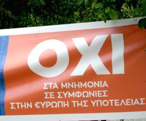 GREECE ATHENS BAILOUT