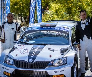 GREECE ATHENS ACROPOLIS RALLY CEREMONIAL START
