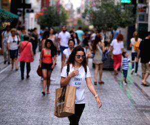 "GREECE ATHENS DEBT CRISIS ""DECISIVE STEP"" EXITING"