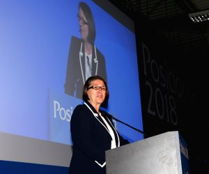 GREECE ATHENS POSIDONIA SHIPPING EXHIBITION OPENING