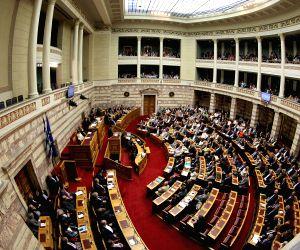 GREECE ATHENS PM DEBT CRISIS