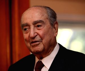 GREECE-FORMER PRIME MINISTER-PASSED AWAY