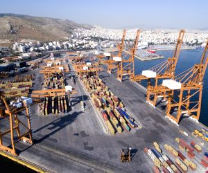 GREECE ATHENS PIRAEUS PORT